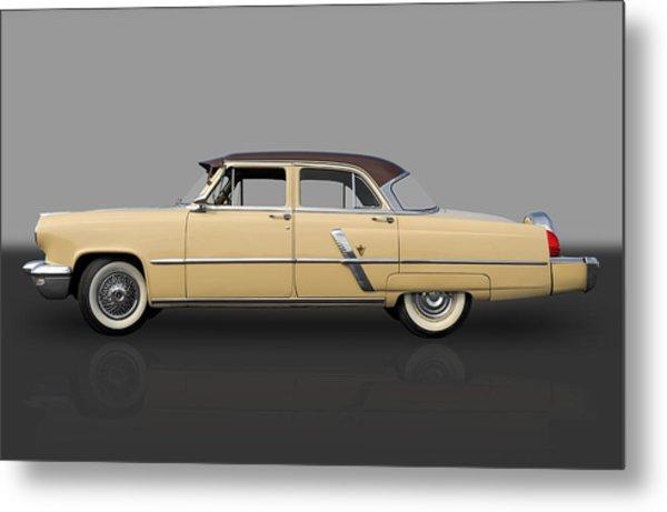 1953 Lincoln Metal Print by Frank J Benz
