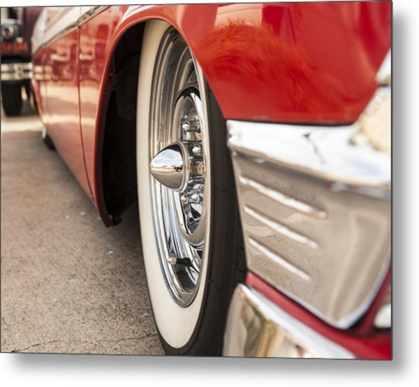 1956 Chevy Custom Metal Print