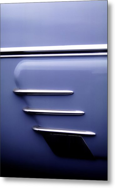 1954 Mercury Coupe Metal Print