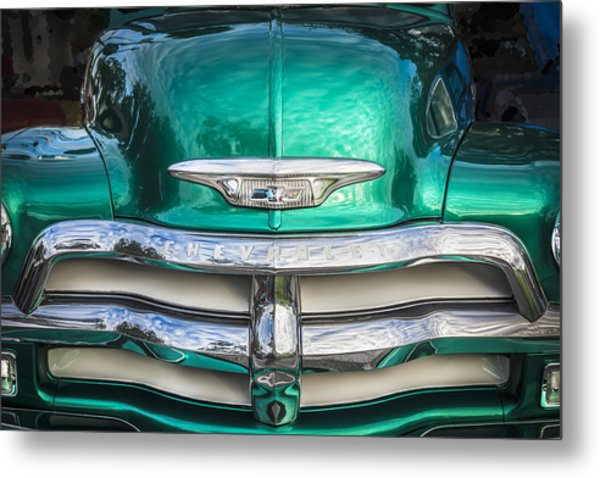 1955 Chevrolet First Series Metal Print