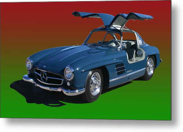 1955 Mercedes Benz 300 S L  Metal Print