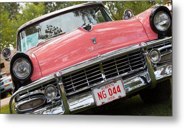 1956 Classic Car Metal Print
