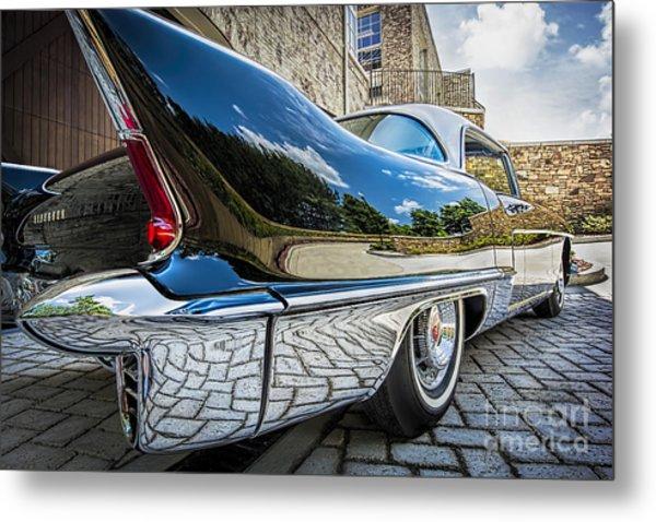 1957 Cadillac Eldorado Metal Print