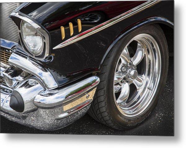 1957 Chevrolet Bel Air Beauty Metal Print