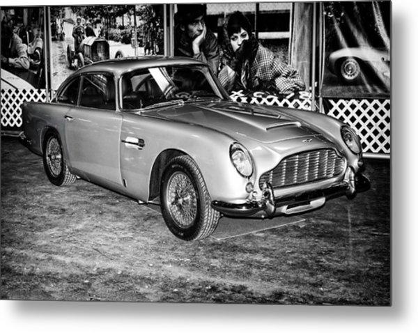 1964 Aston Martin Db5 Metal Print