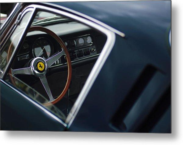 1967 Ferrari 275 Gtb-4 Berlinetta Metal Print