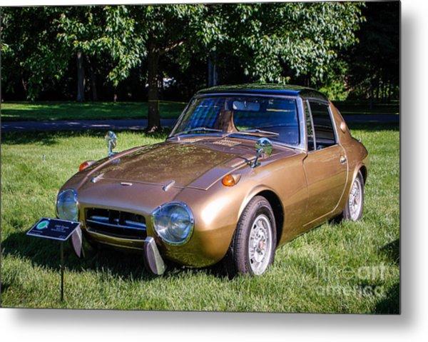 1968 Toyota Sports 800 Metal Print