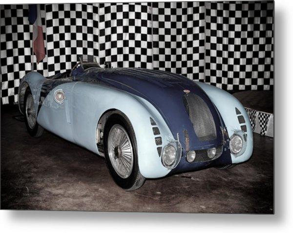 1936 Bugatti 57g Tank Metal Print