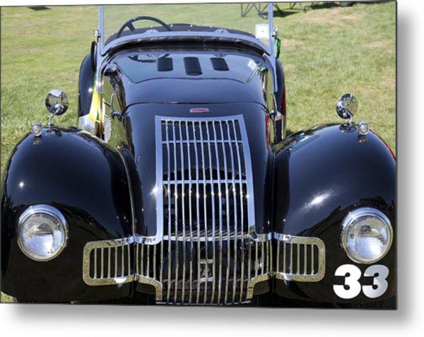 1947 Allard K1 Roadster Metal Print