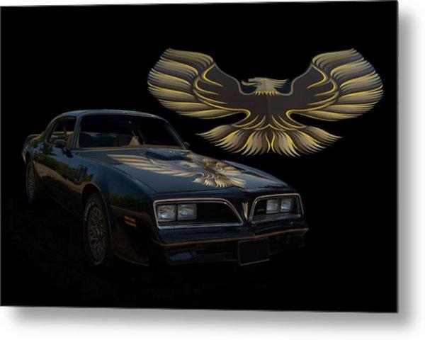 1978 Pontiac Trans Am  Metal Print