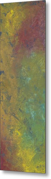 Abstract 3 Metal Print by Corina Bishop
