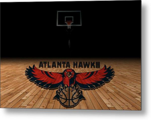 Atlanta Hawks Metal Print