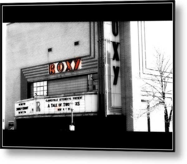 Clarksville Metal Print by Shannon Wall