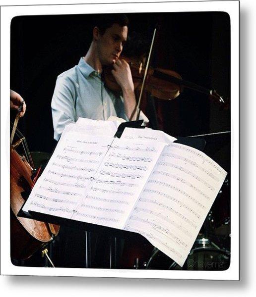 Classical Jam Www.classicaljam.org Metal Print