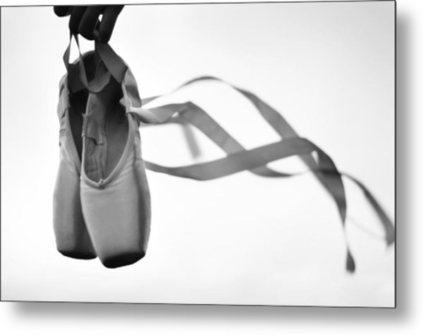 Dance With The Wind Metal Print