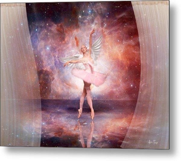 Dancing In The Spirit Metal Print
