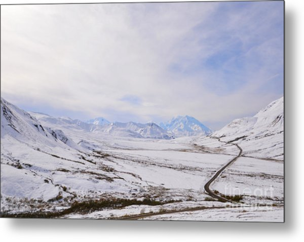 Metal Print featuring the photograph Denali by Kate Avery