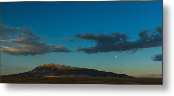Elk Mountain Metal Print