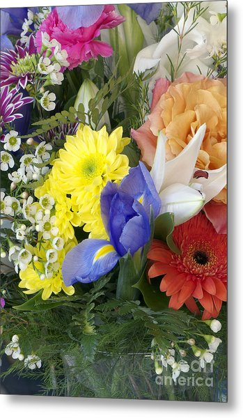 Floral Bouquet 4 Metal Print