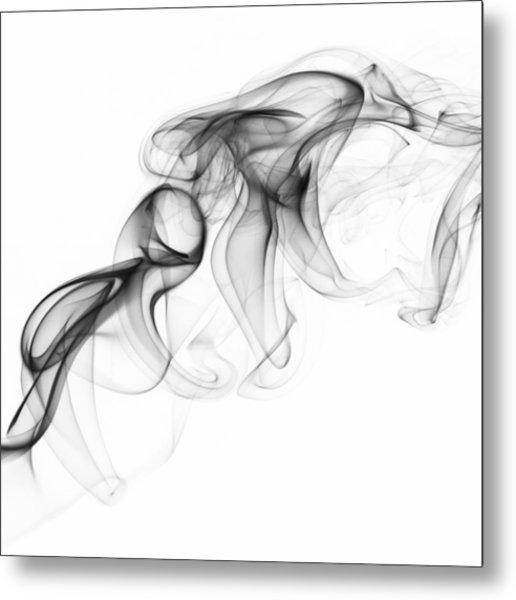 Fluidity No. 1 Metal Print
