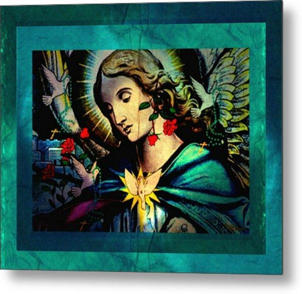 Heaven's Angel Metal Print