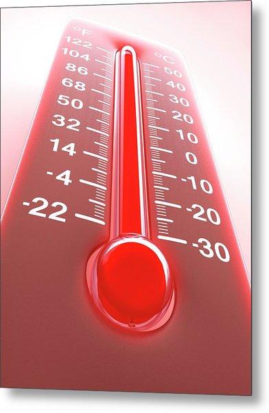 High Temperature Metal Print