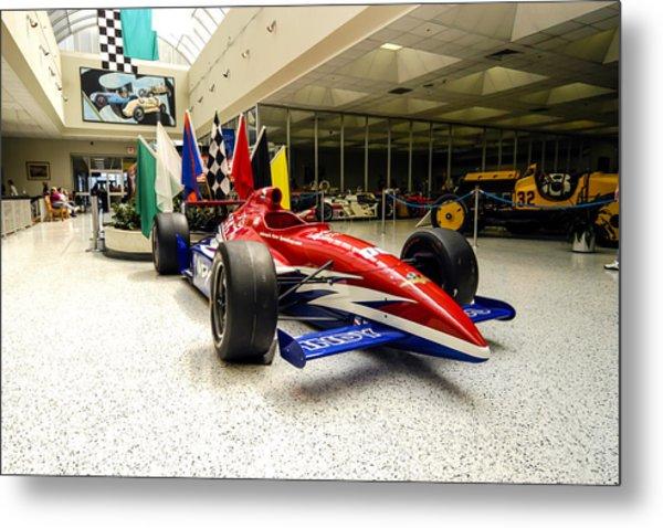 Indianapolis 500 Metal Print