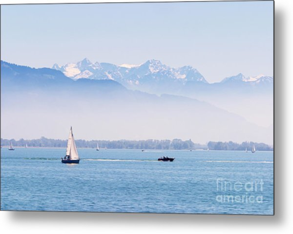 Lake Of Constance Metal Print