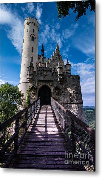 Lichtenstein Castle - Baden-wurttemberg - Germany Metal Print
