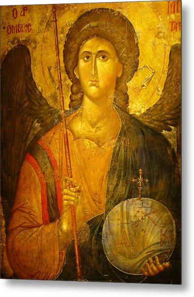 Michael The Archangel Metal Print