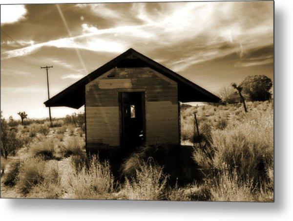 Mojave Desert Metal Print