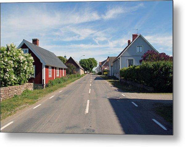 Oland Sweden Metal Print