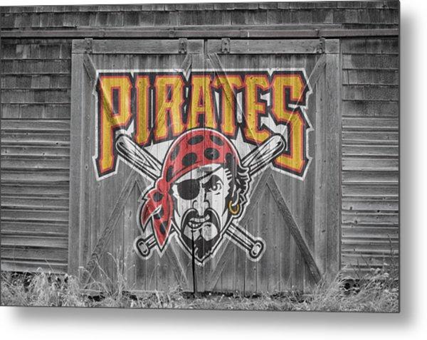Pittsburgh Pirates Metal Print