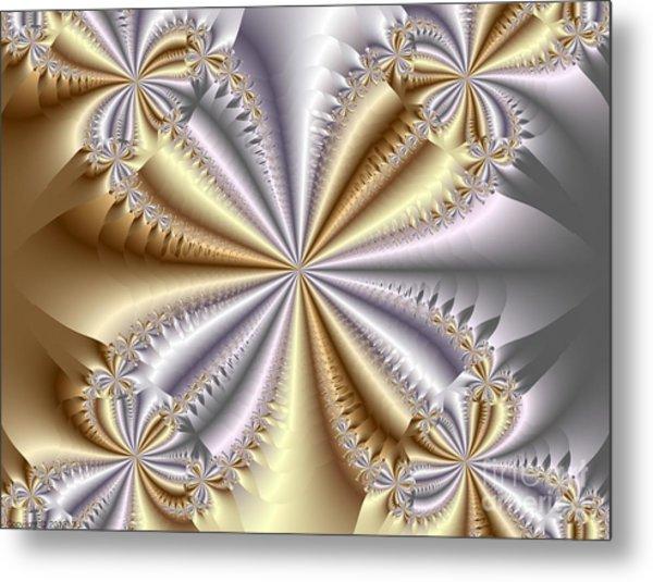 Quadrant Metal Print