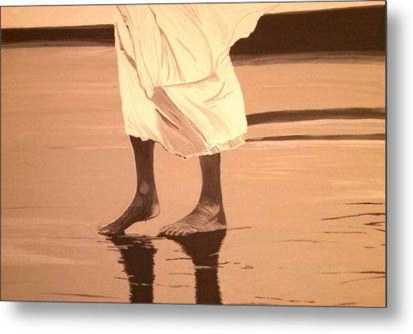 Reflections Metal Print by Otis L Stanley
