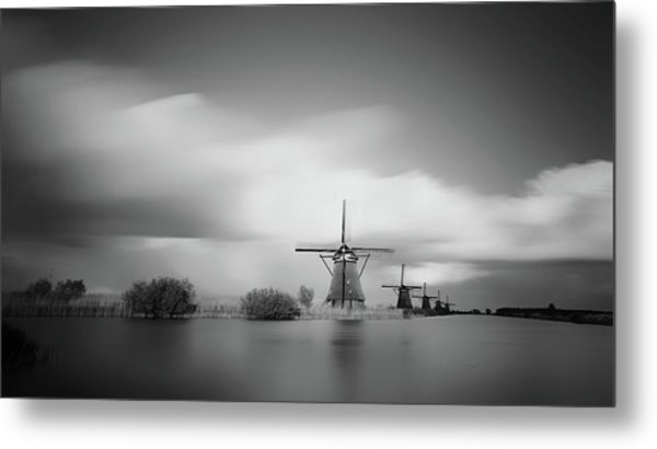 So Dutch Metal Print by Saskia Dingemans