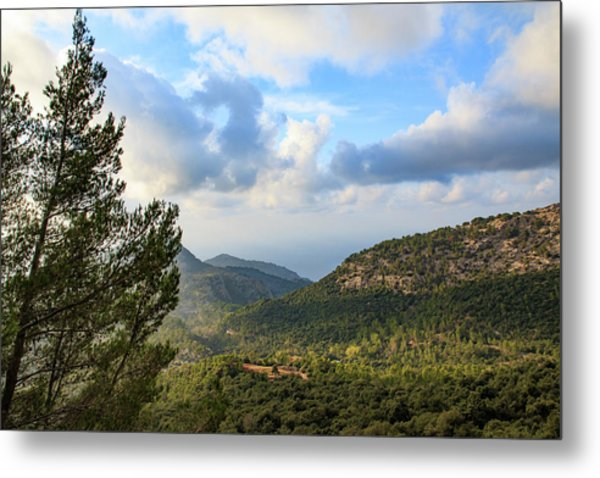 Spain, Balearic Islands, Mallorca Metal Print