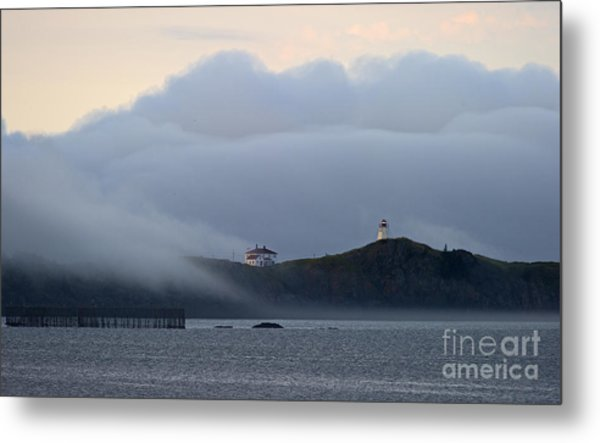 Swallowtail Lighthouse... Metal Print