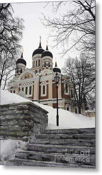 Tallinn Estonia Metal Print