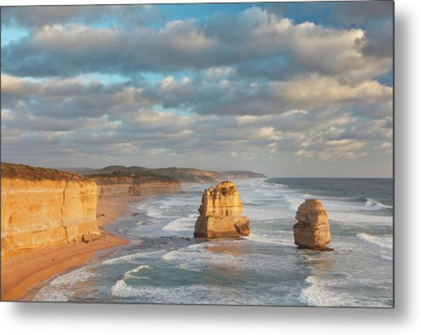 The 12 Apostles, Great Ocean Road Metal Print