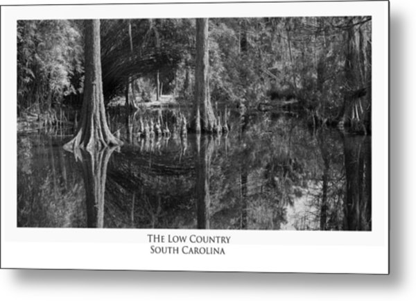 The Low Country Metal Print