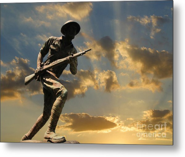 The Unknown Soldier Metal Print