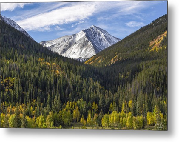 Torreys Peak  Metal Print