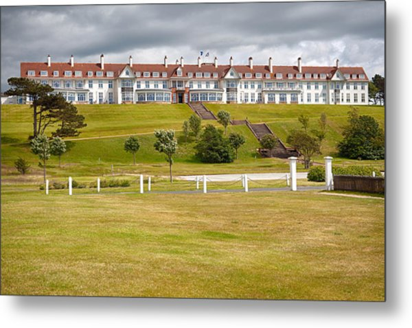 Turnberry Resort Metal Print