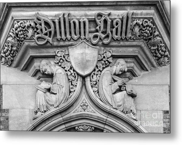 University Of Notre Dame Dillon Hall Metal Print