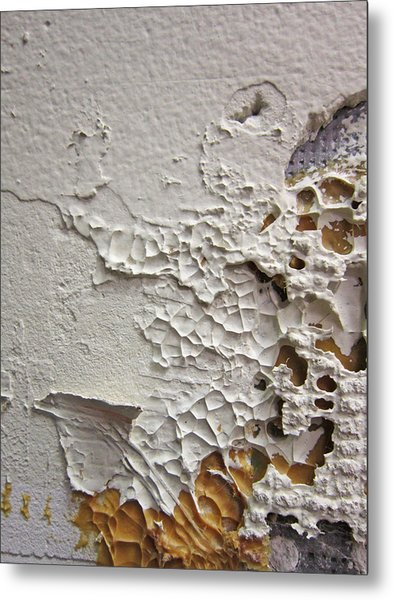 Wall Abstract Metal Print by Mary Bedy