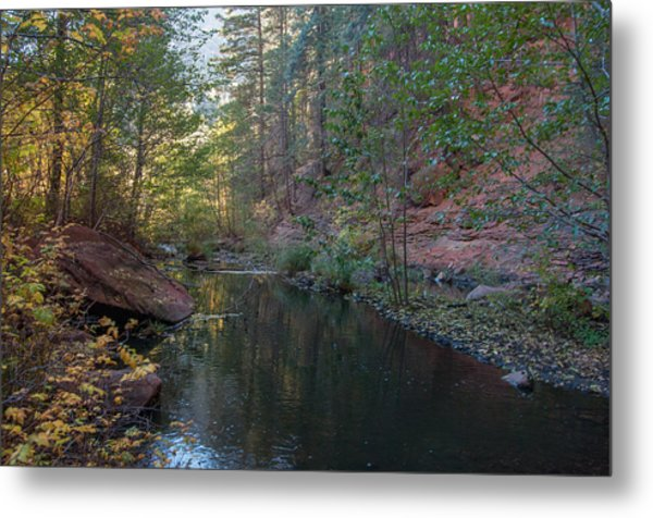 West Fork Metal Print