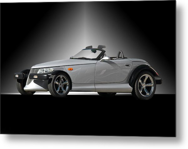 2000 Dodge Prowler Roadster Photograph by Dave Koontz