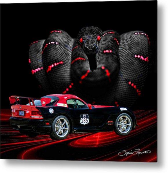 2010 Dodge Viper Metal Print