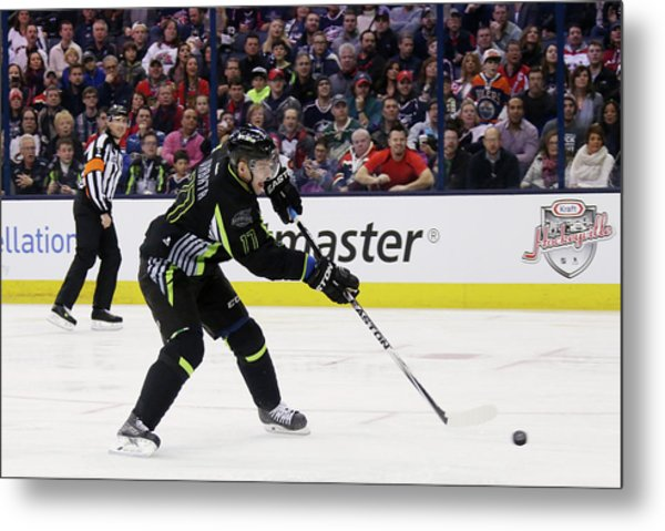 2015 Honda Nhl All-star Game Metal Print